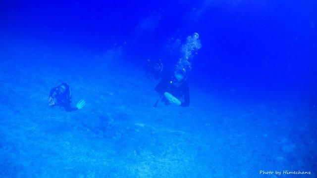 黒島ブルーがキレイでした♪