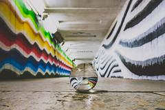 Graffiti | Kaunas | GlassBallProject #300/365