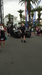 2016.10.9 蝙蝠俠上場@Warner Bros.Movie World -2