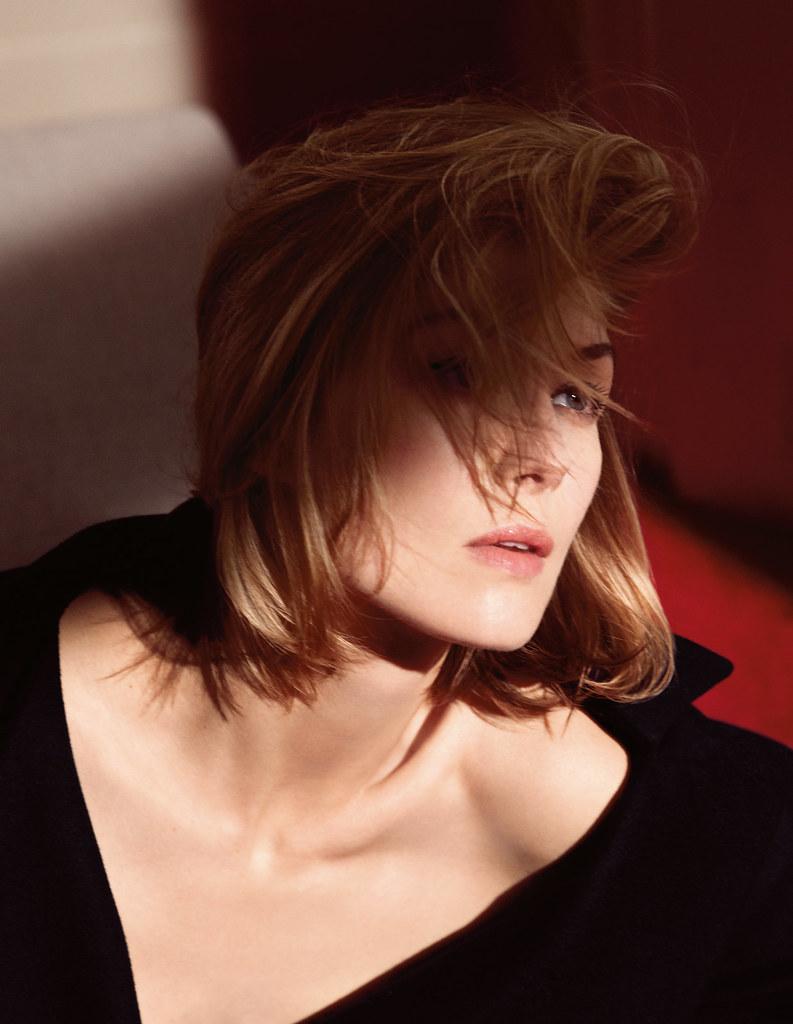 Розамунд Пайк — Фотосессия для «Dior» 2016 – 7
