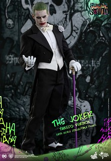 Hot Toys – MMS395 – 自殺突擊隊 – 1/6比例 小丑(燕尾服版) Suicide Squad The Joker (Tuxedo Version)