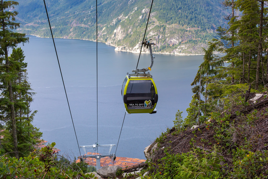 Sea to Sky Trail