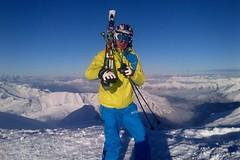 Život lyžařského instruktora je sakra dřina