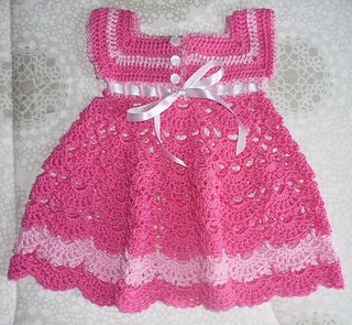 😉☺😍😍 I loved this simple and easy-to-look baby dress step by step