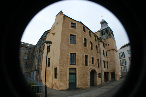 Historic 17th C Building, Leith