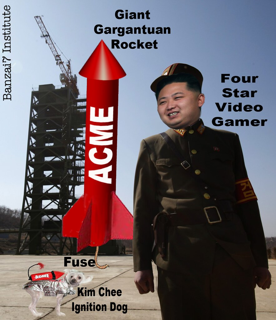 NORTH KOREAN ROCKET FACTS