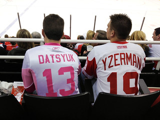 behind datsyuk and yzerman