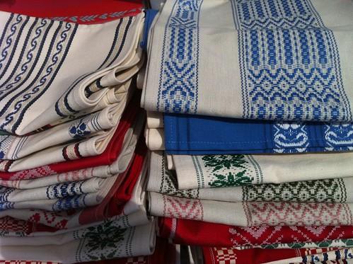 scandinavian linens