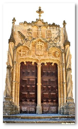 Portal da Capela de São Miguel by VRfoto