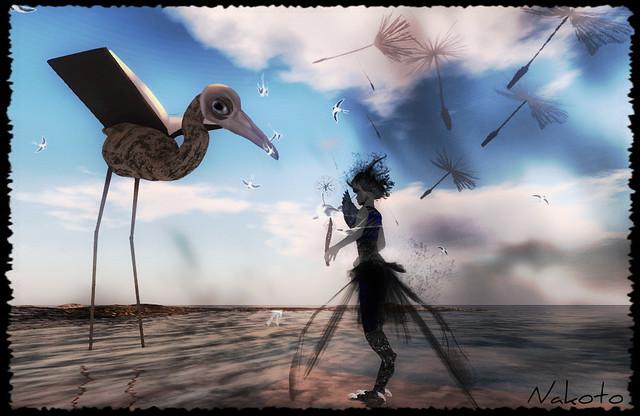 Dandelion's wind