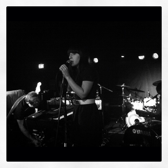 Chairlift // Nite Jewel ::: Larimer Lounge :::: 04.03.12