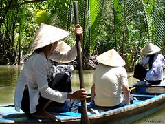 exploring the mekong river
