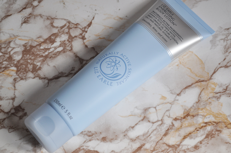 liz earle energising body lotion 1