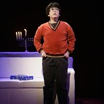13-year-old Newton native Jacob Brandt plays Jason  in the Huntington Theatre Company's production of
