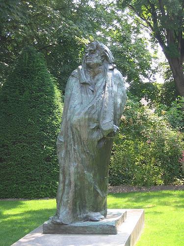 Monument à Balzac, 1898