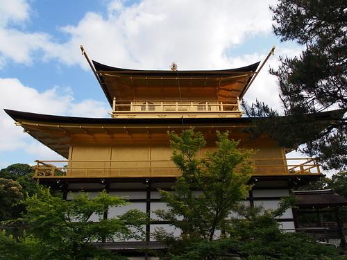 鹿苑寺 金閣