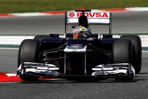 Pastor Maldonado - GP da Espanha 2012