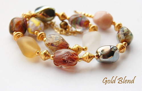 Gold Blend by gemwaithnia
