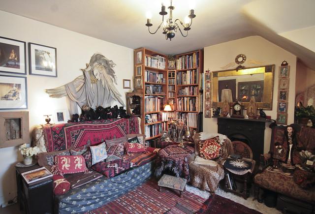 My living room / atelier