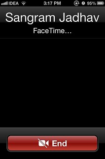 Facetime over Cellular iOS 6