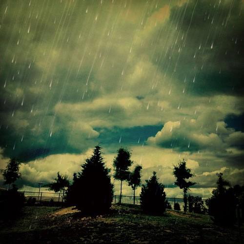 pixlromatic rain