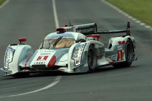 24 horas de Le Mans 2012: el Audi de los campeones logra la primera pole para un híbrido