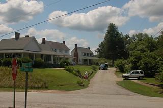 Cherokee Falls Houses