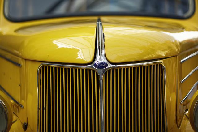 Vintage Yellow NY Taxi...