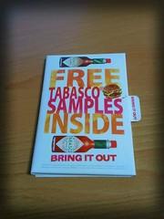 Free Tabasco