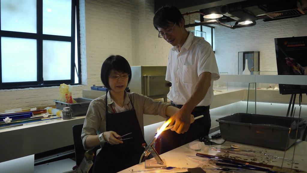 Glass Jewellery Workshop