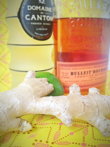 Bourbon w Ginger-Lime 2