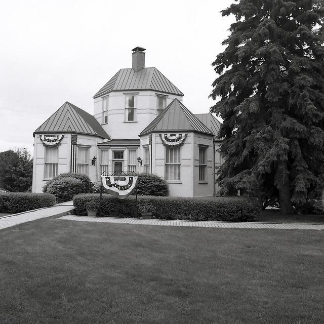 Ephraim Shay Home