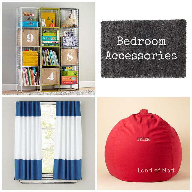 Land of Nod Bedroom Accessories