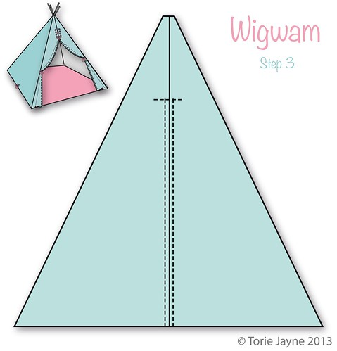 Wigwam Step 3