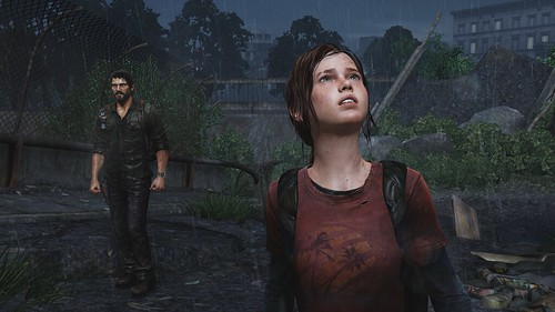 The Last of Us on PS3