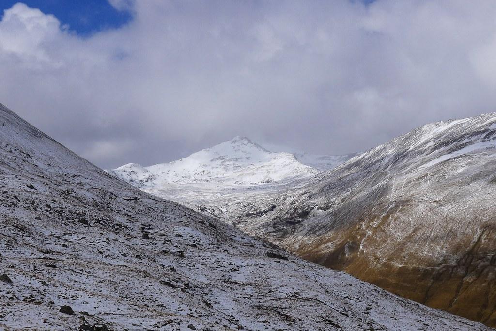 Summit of Sgurr nan Ceathramhnan