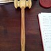 Small photo of Gavel