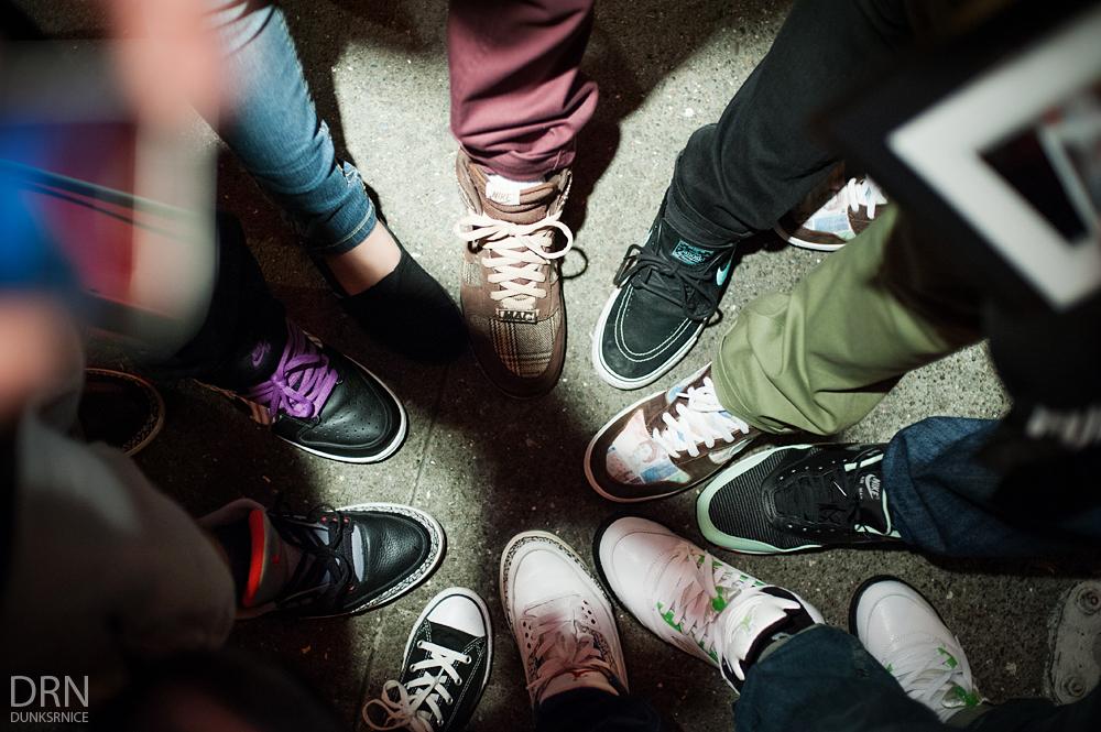 Shoe Circle.