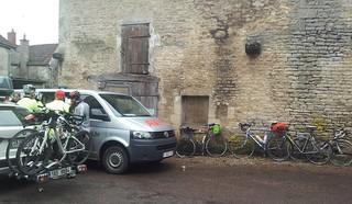 B.Strong Kom Op tegen Kanker. Leuven - Mont Ventoux 2013