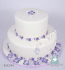 R8054-white-purple-communion-cake-toronto-oakville