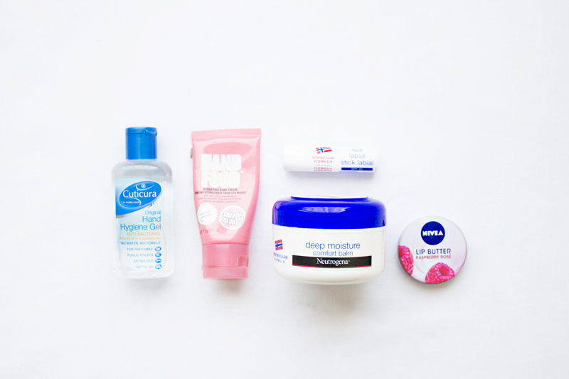 Daily Routine: Skin Care