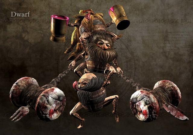 Soul Sacrifice: Dwarf