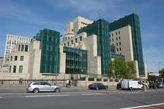 SIS Building (or MI6 if you prefer)