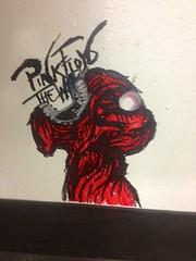 Pink Floyd Graffiti