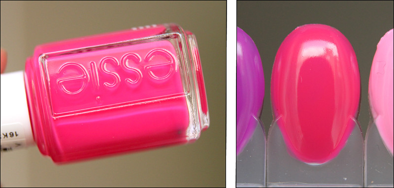 Essie Bottle service swatch
