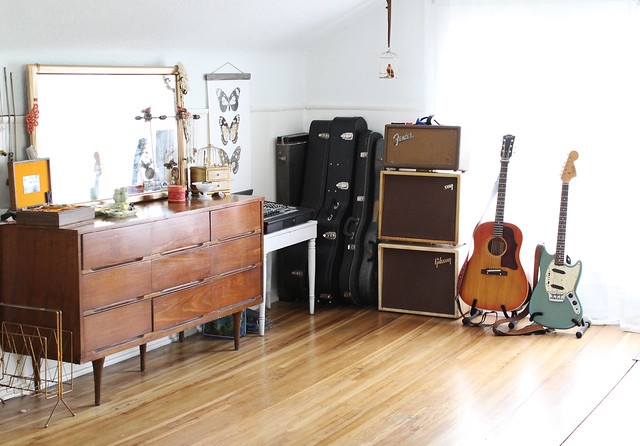 Welcome to Our Home: Bedroom/Studio