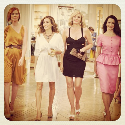 Sex and the City - Celebrating 15 years  #satc15 #satc #hbo