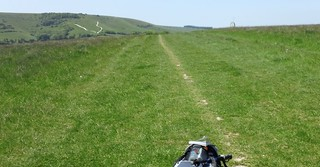 Saturday Walkers Club walk from Lewes to Brighton via Rottingdean, East Sussex