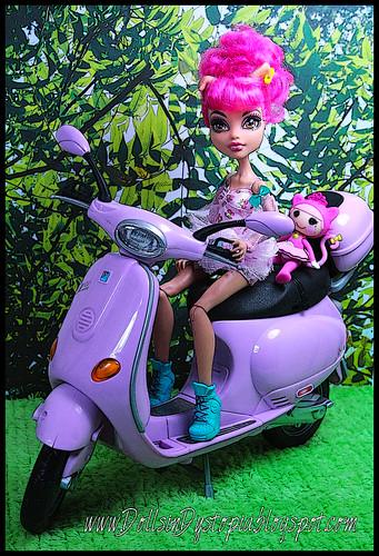 Easy Rider by DollsinDystopia