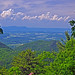 Shenandoah Valley from the Blue Ridge Parkway, Virginia by Anaguma